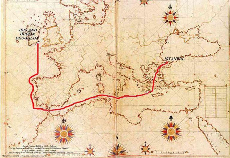 The Great Irish Famine and the Ottoman Humanitarian Aid to Ireland