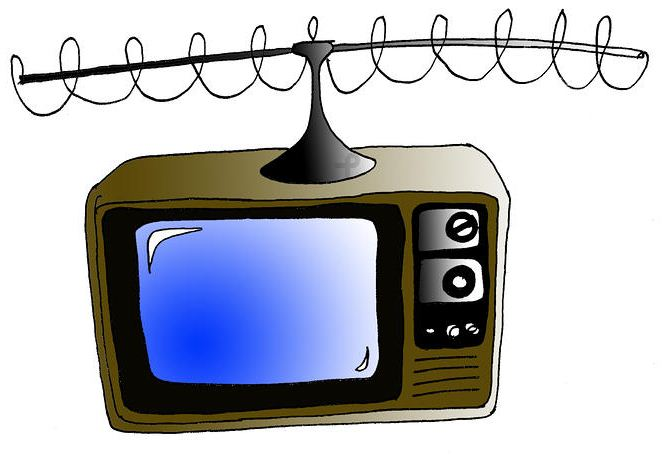 TV, sins, and prayers