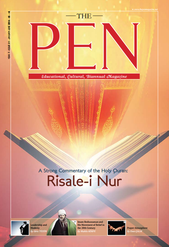 The Pen 21st Issue