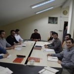 Risale-i Nur program with students from Europe
