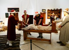 Edirne historical hospital: Dar al Shifa