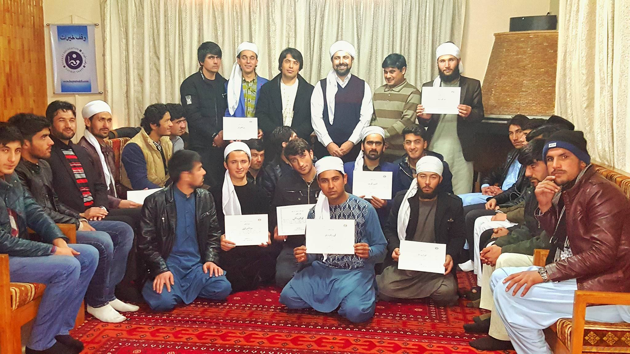 Risale-i Nur education continues in Afghanistan