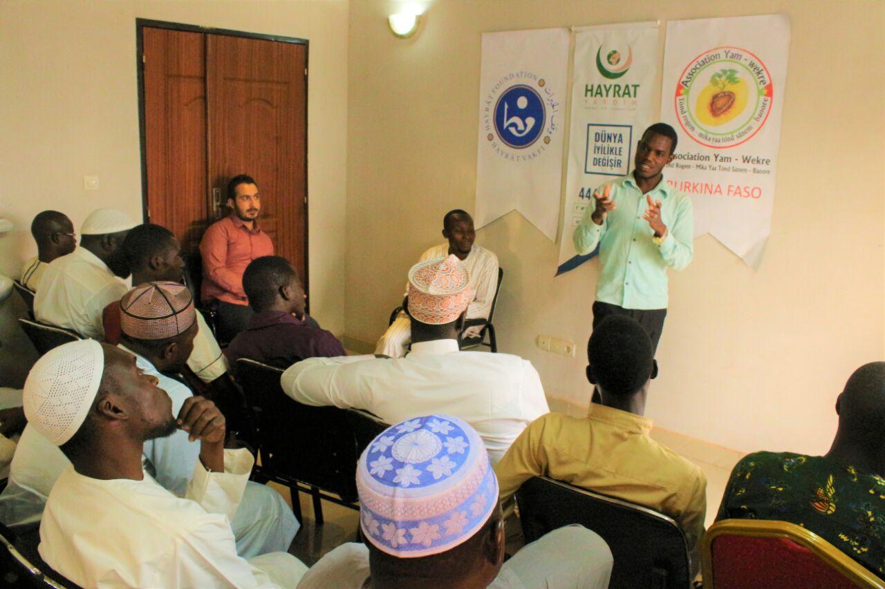 Imam Bediuzzaman remembered in Burkina Faso