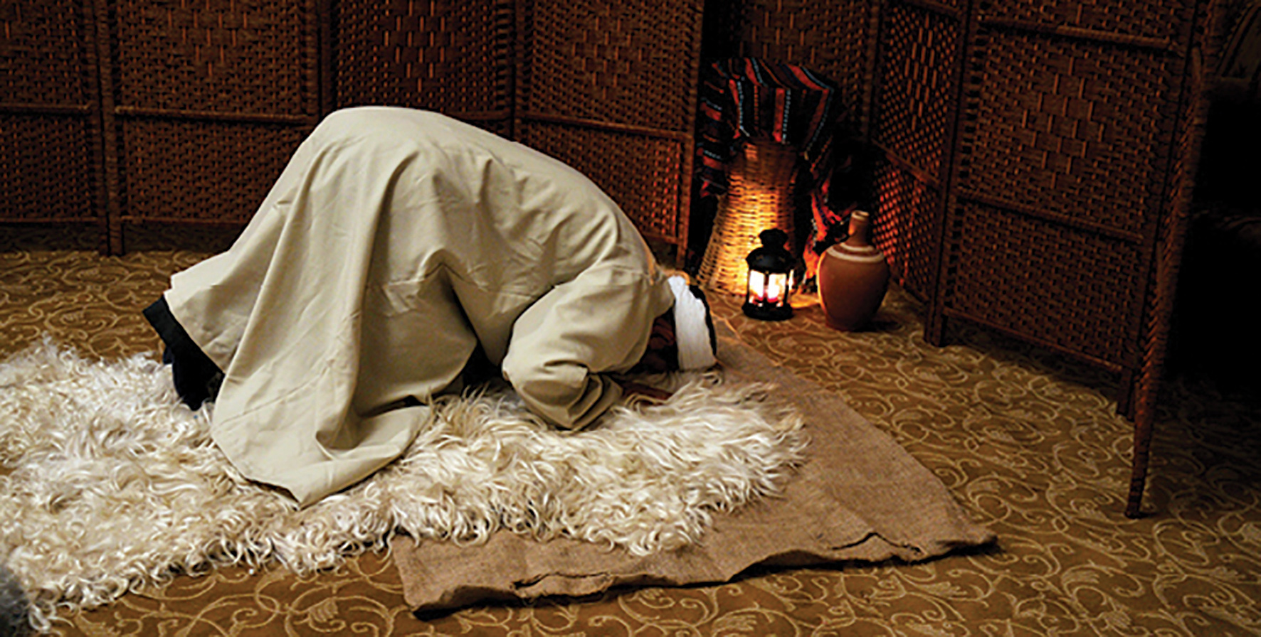 Why I perform salah