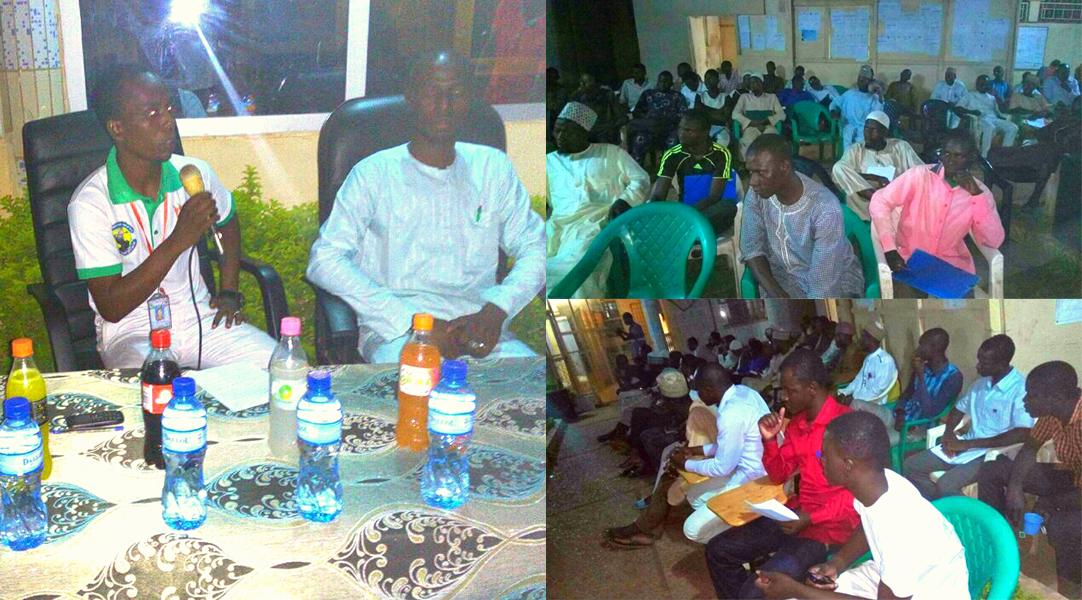 Bediuzzaman Panel in Niger